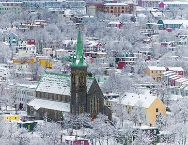St. Patrick's Church, St. John's, NL