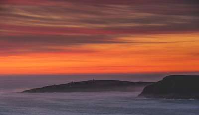 Cape Spear at Sunrise