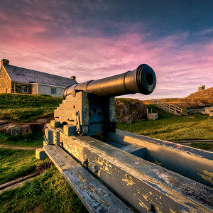 Canon, Queen's Battery