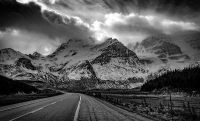 Icefields Parkway, Canadian Rockies