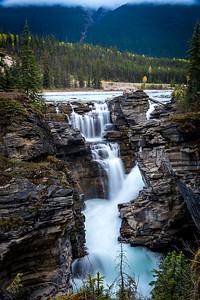 Sunwapta Falls, Canadian Rockies