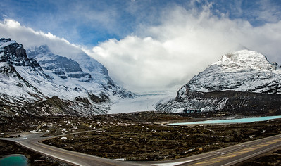 Columbia Icefields, Canadian Rockies