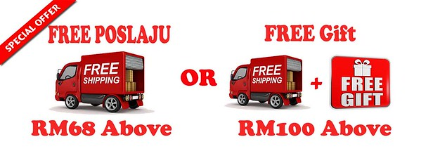 free poslaju and gift lelong-1