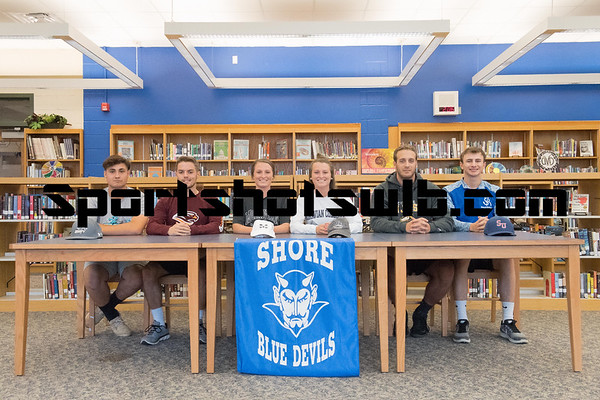 College Signing Photos
