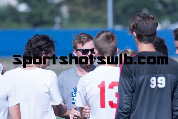 Colts Neck vs Shore boys 8/26