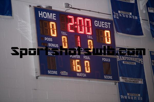 Keansburg vs Shore   Senior Night