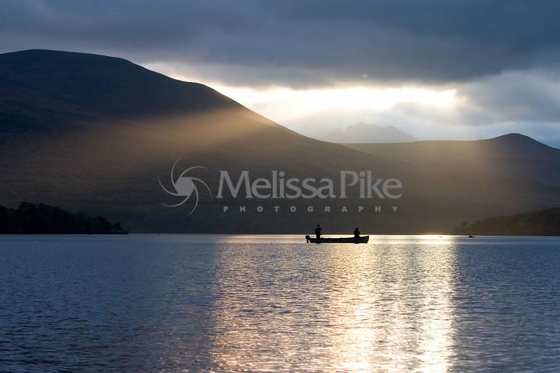 Fishing Lough Leane