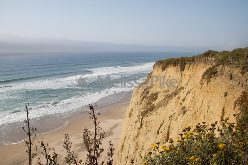 Pacific Coast Highway Cliffs