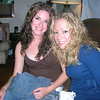 "Amber and Casey at the ""bakery party."""