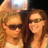 Casey and Amber with yet another famous mirror shot!