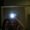 Amber and Casey.  We loved to take mirror shots.