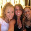Casey, Lauren, and Cara on the ferris wheel in Ocean City.
