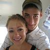 7/5/06 Casey & Matt in Casey's room in Sea Isle City.