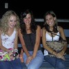 Casey (left), Rachael Kemmey, Jackie Cahill - on the promenade in Sea Isle (notice, Casey always had her camera!).