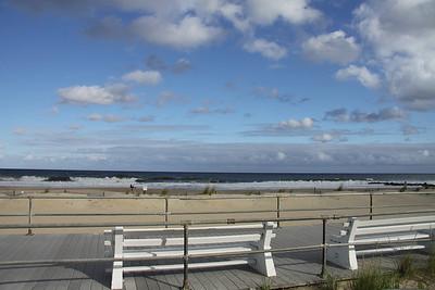 Sea Girt - gorgeous day!