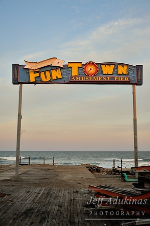 No Fun in Funtown This Summer