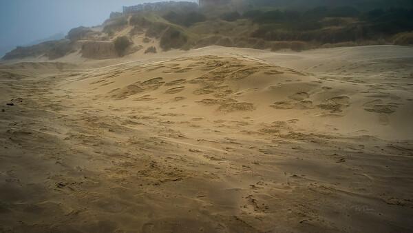 Foggy Sand