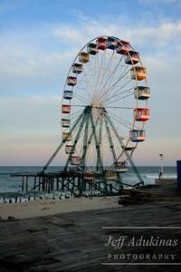 Detached Pier