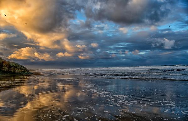 Oregon Coast Reflections