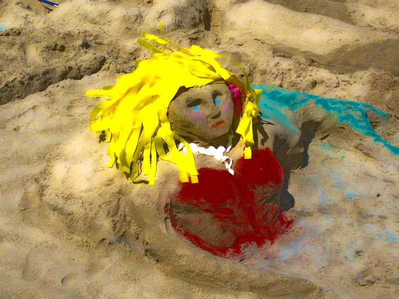 Sand doll1