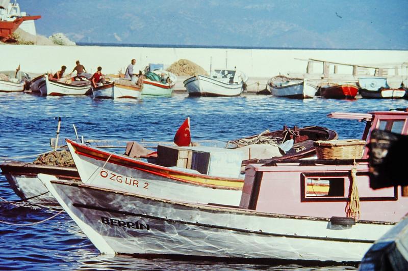 Turkey, Circa 1980