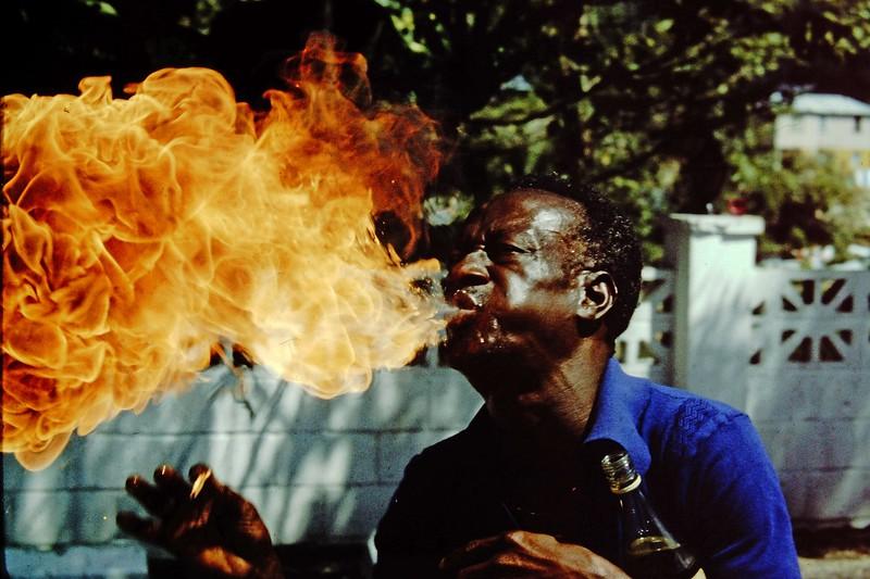 Barbados, Circa 1980
