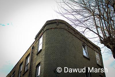 Shoreditch Architecture, East London
