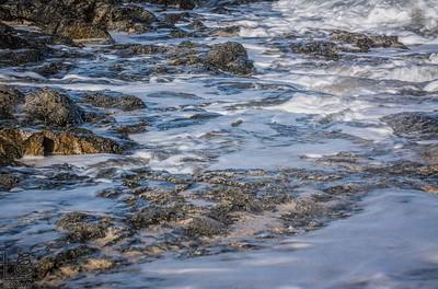 Receding wave