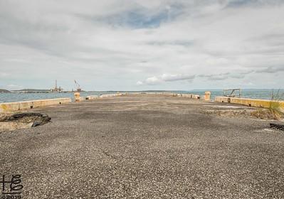 Former boat dock