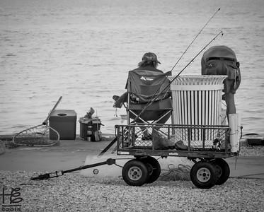 Two fishermen