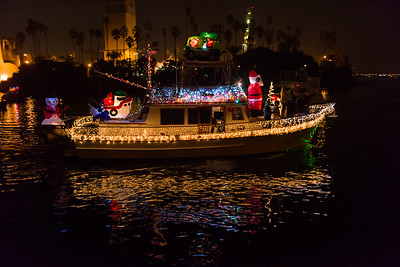 2016 Christmas Boat Parade