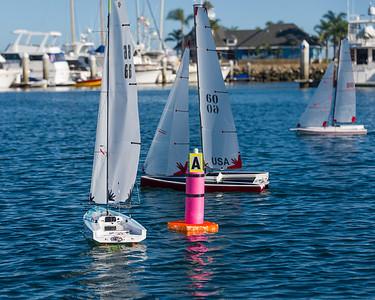 2016 R/C Sailboats
