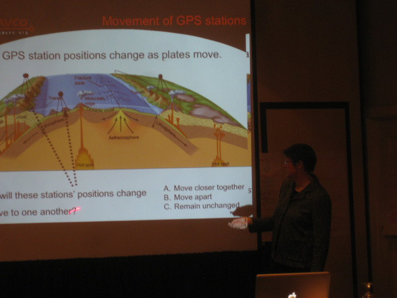 Teaching Geodesy in the 21st Century – an 'On the Cutting Edge' Follow-on Workshop: 2010 UNAVCO Science Workshop: Monday, March 8, 2010