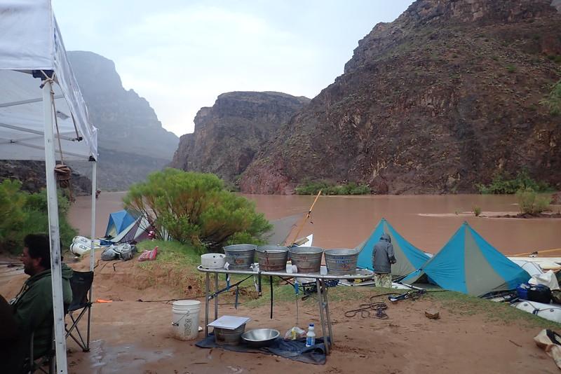 Upper 220 Mile Camp