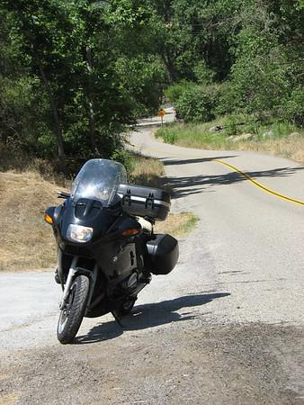 The Redwood Run