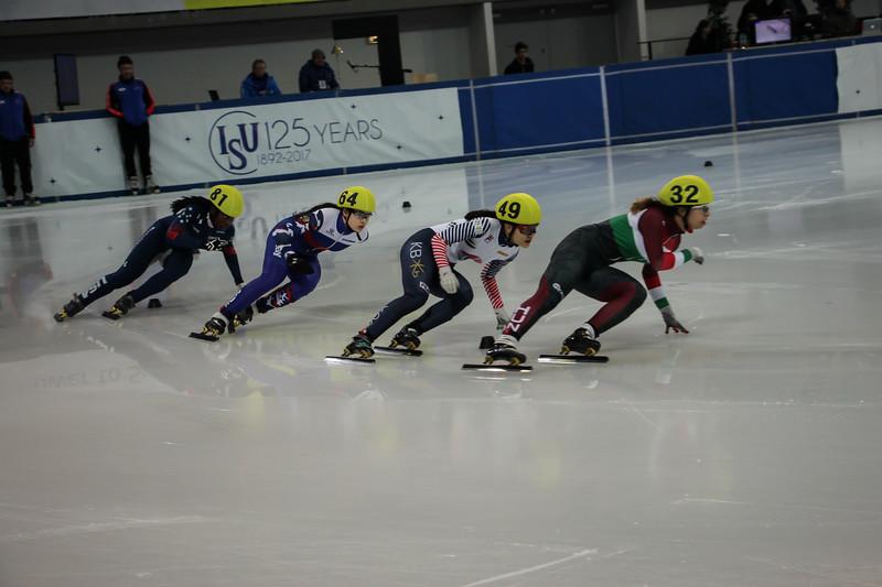 Day Two World Junior ST Championships Innsbruck 2017