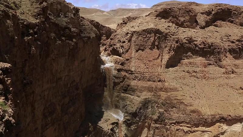 Flood in the Judean Desert - שיטפון במדבר יהודה
