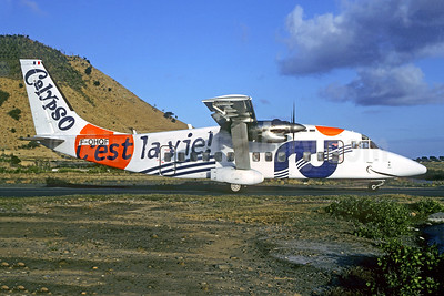 Air Calypso (France) Shorts SD3-60 F-OHQF (msn SH.3743) (Cest la vie!) GCE (Christian Volpati Collection). Image: 951779.