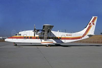 ASA (Atlantic Southeast Airlines) Shorts SD3-60 N631KC (msn SH.3407) ATL (Norbert G. Raith). Image: 907598.