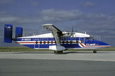 Air UK Shorts SD3-60 G-BKSU (msn SH.3095) CDG (Christian Volpati). Image: 909116.
