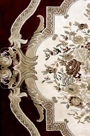Detail of carpet.