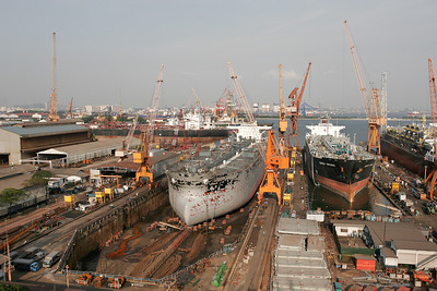 Other (smaller) ships in Jurong Shipyard