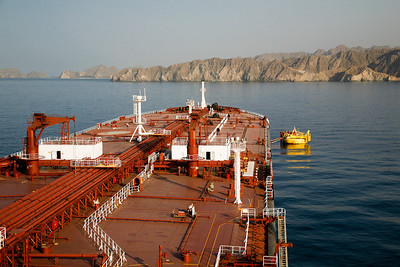 Loading at Mina Al Fahl in Oman
