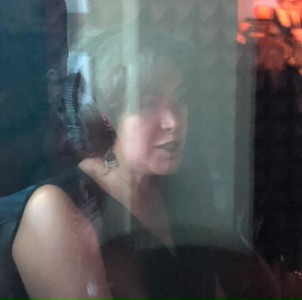 Vili in the translation booth