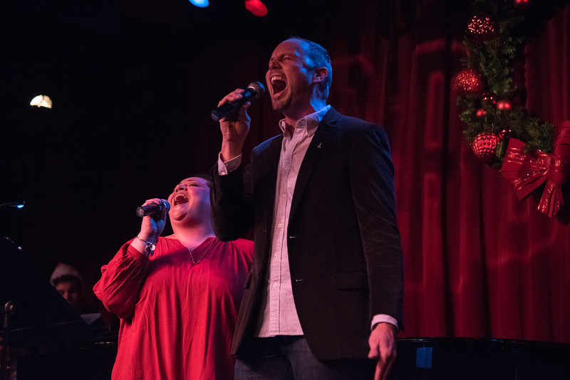 Keala Settle and Jed Montgomery