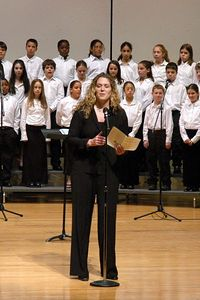 RMS Choral Concert 12/8/2004