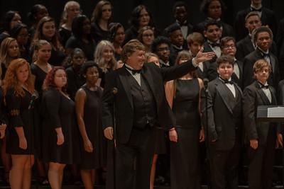Tift County Fall Chorus Concert NEMS/TCHS/ Shine Rankin Jr./SGSN