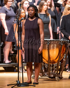 Tift County High School Choral Groups -Spring 2019