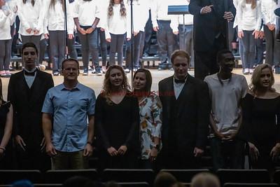 ESMS/TCHS Fall Concert Tuesday 10/8/2019 Shine Rankin jr./SGSN