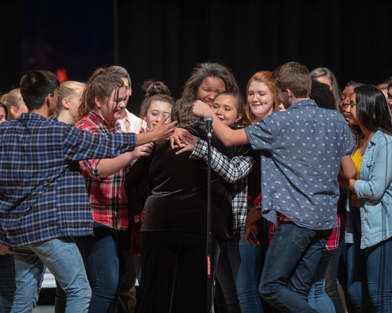 Tift County Choral Groups Spring Show